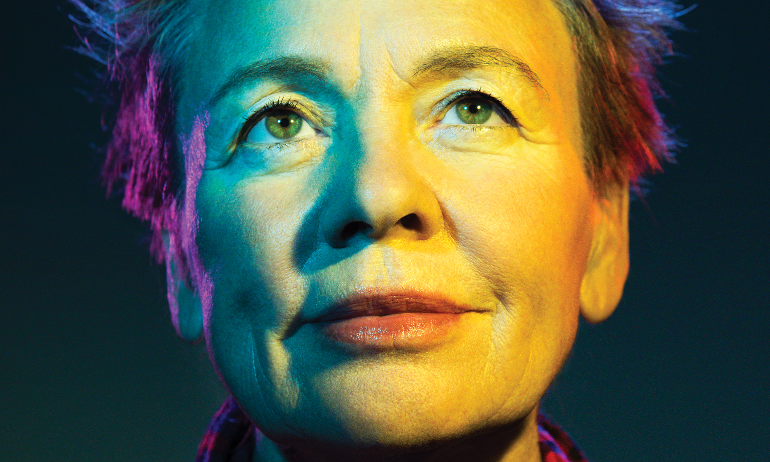 Laurie Anderson Photo