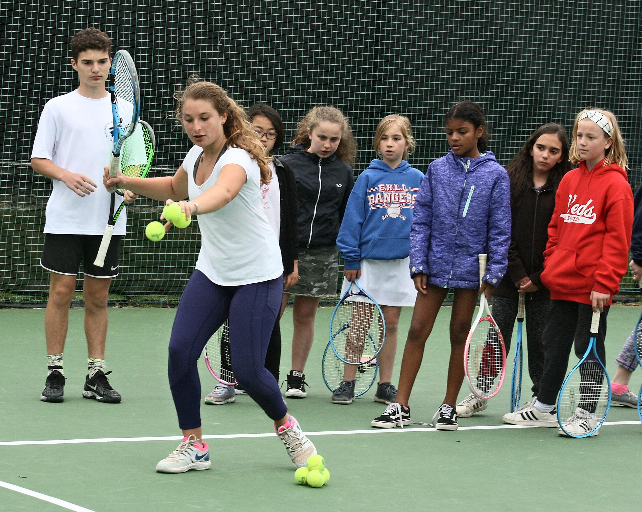ally tennis